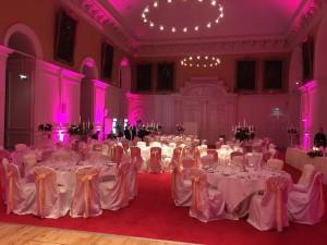 Fabulous Christmas wedding at the Royal Hospital, Kilmainham